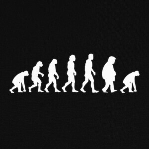 Involution (motivo blanco) T-shirts