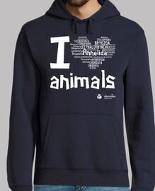 io ❤ animali (sfondi scuri)