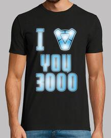 Io amoree you 3000