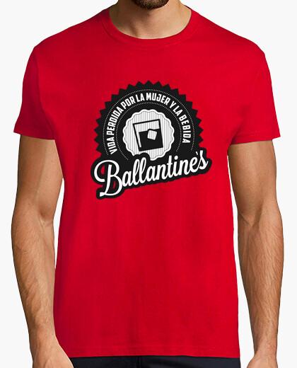T-shirt io ei miei ballantines