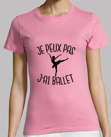 io non posso avere il balletto
