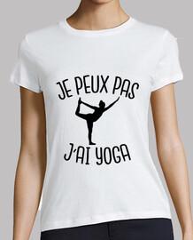 io non posso avere lo yoga