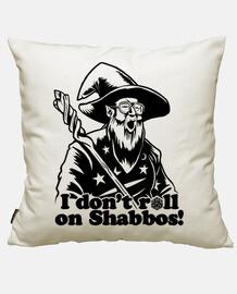 io non roll (un d20) sulla shabbos!