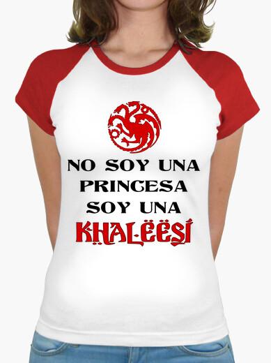 T-shirt io non sono una principessa