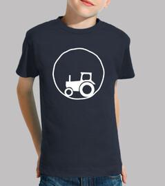Io per essere felice voglio un trattore