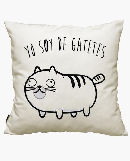 Fodera cuscino io sono di gatetes