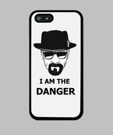 io sono il pericolo iphone cover