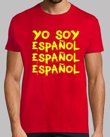 io sono spagnolo
