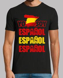 Io sono Spagnolo Spagnolo Spagnolo