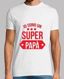 io sono super-papà - festa del papà