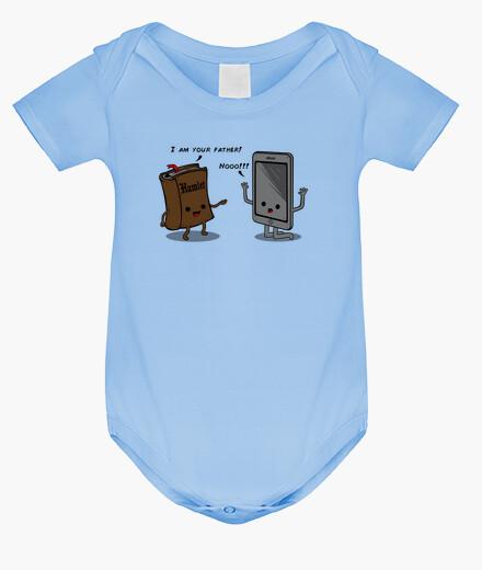 Abbigliamento bambino io sono your padre! (libro)