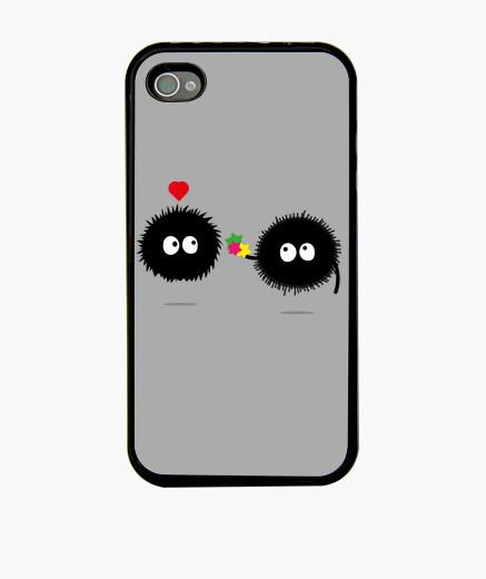 Coque iPhone ip4 d'amour susuwatari