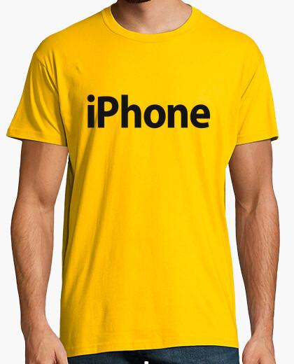 Camiseta iPhone