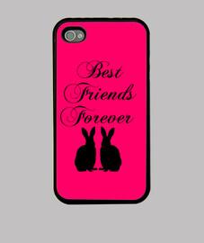 iphone44s pinkfarbenen hülle