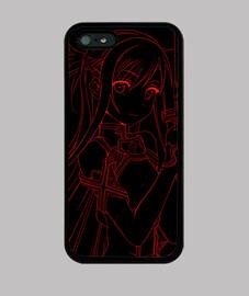 iphone5 asuna cover