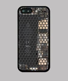 iphone5 grid