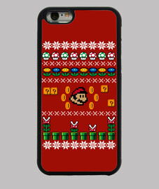 iphone6 ​​coprire super mario natale