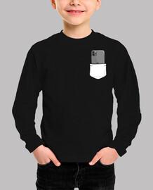 iPhone 11 pro, Niño