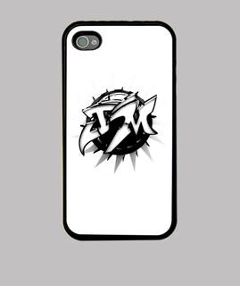 iphone 4 4s fall weißes logo offiziellen