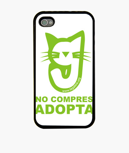 Funda iPhone iphone 4 ADOPTA