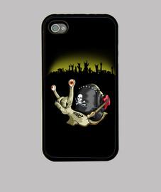 iPhone 4 Case, black