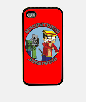 iphone 4 case - vous noobatadas - joseppe10