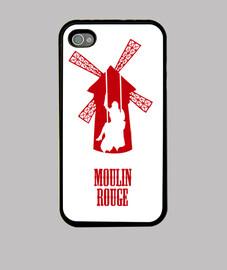 iphone 4 et 4s - moulin rouge