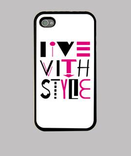 iphone 4, vivir con estilo
