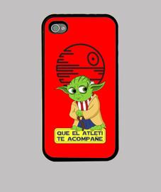 iPhone 4 Yoda Atleti