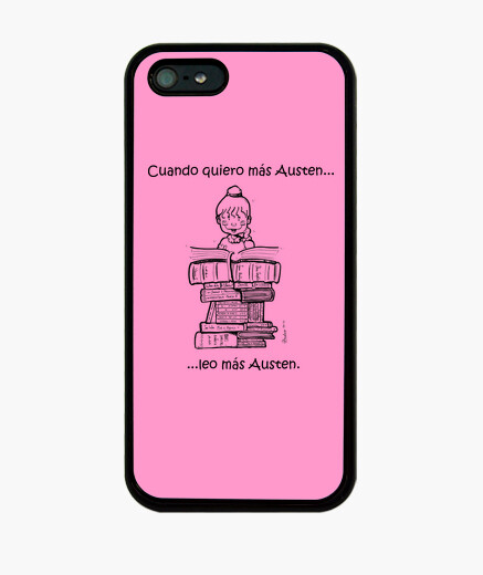 Funda iPhone iPhone 5 Austenita - Janeite iPhone 5