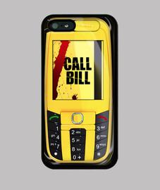 iPhone 5 Call Bill