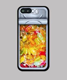 iPhone 5 caramelos