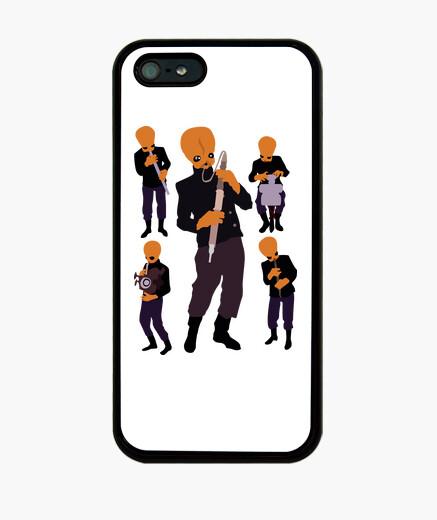 Cover iPhone iphone 5 caso - i nodi modali