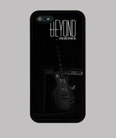 iphone 5 caso al di là della chitarra