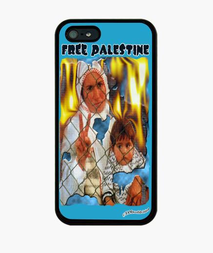Funda iPhone iphone 5 free palestine