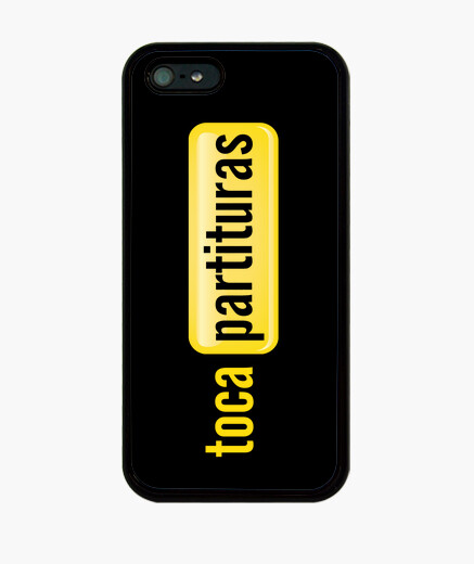 Funda iPhone iPhone 5 Funda tocapartituras.com