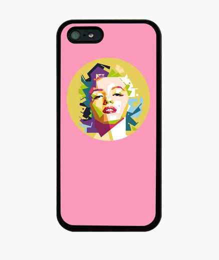 Funda iPhone iPhone 5 Marilyn Monroe