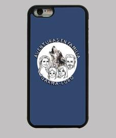 iPhone 6/7 Aventura en Familia Garma Lobo