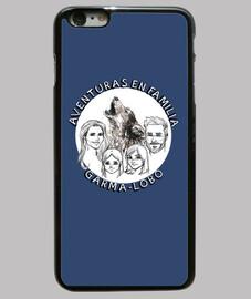 iPhone 6/7 Plus Aventura en Familia Garma Lobo