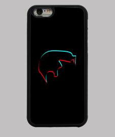 iphone 6 - toupee alex turner - singes de l'arctique
