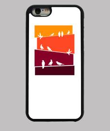 iPhone 6 Los pajaros