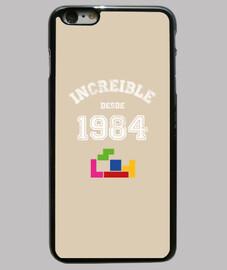 iPhone 6 plus Case, black