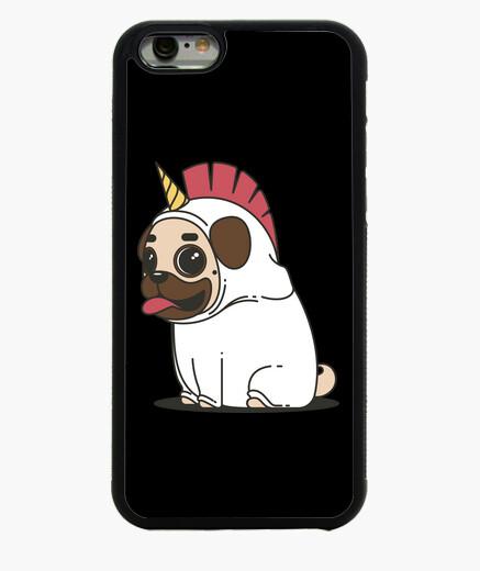 size 40 d7e11 0b979 Iphone 6 pug unicorn pug dog case iphone 6 / 6s case