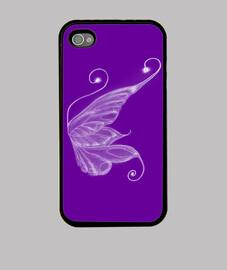 iphone aile cas de fées
