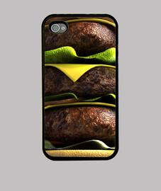 iphone burger