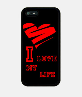 iphone cas cuore