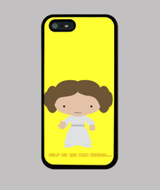 iphone case 5 leia