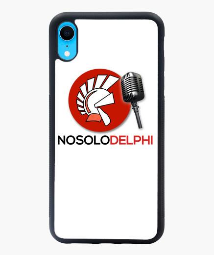 Iphone case nosolodelphi iphone xr case