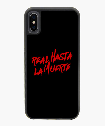 Iphone case x / xs real until death iphone...