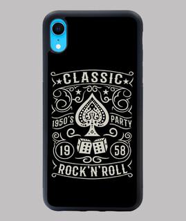 iphone hüllen vintage rock and roll rockabilly musik usa rock